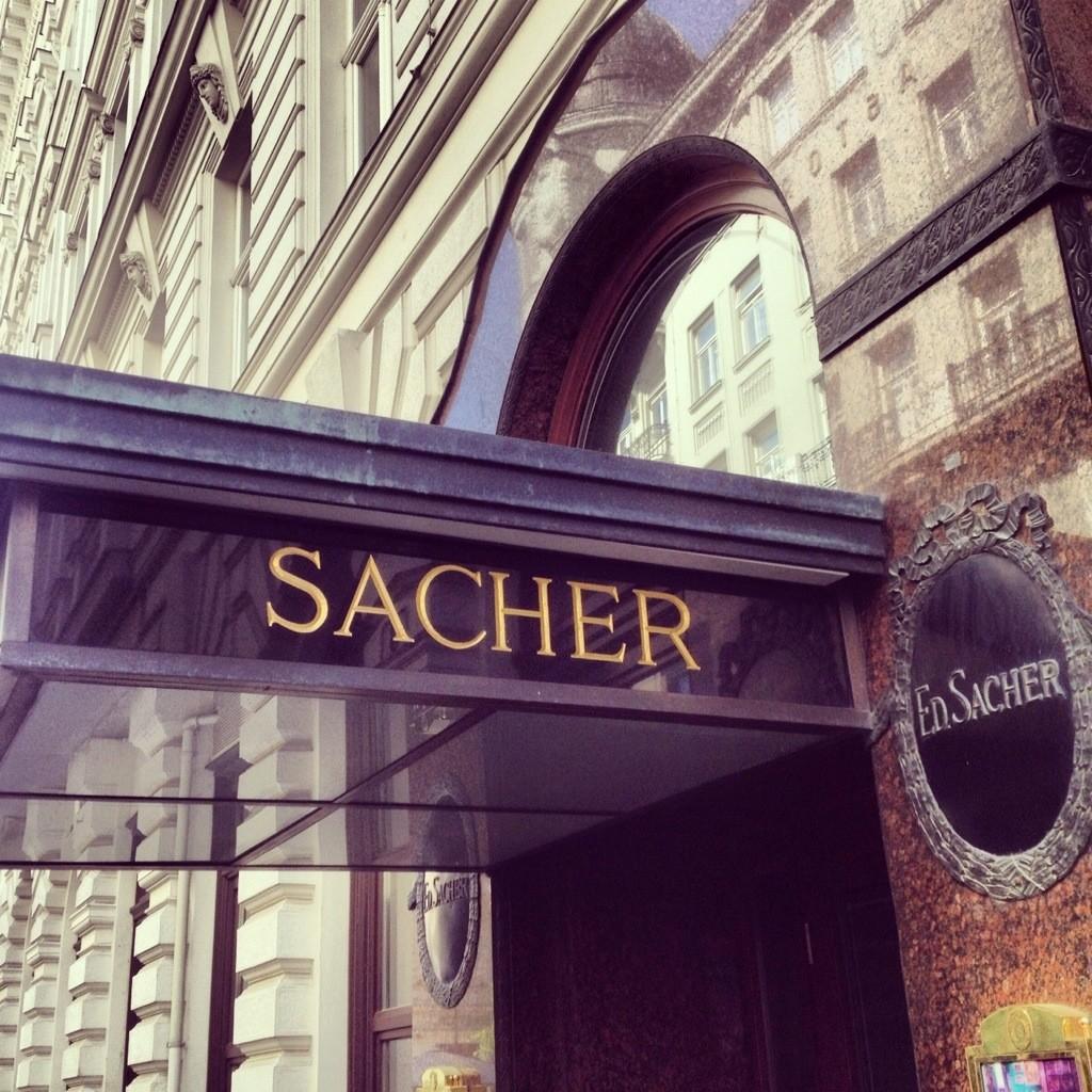 Sacher Vienna