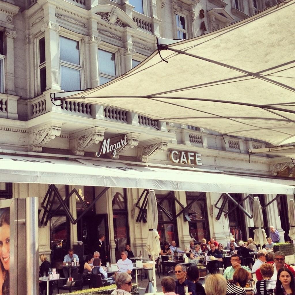 Mozart Caffè vienna