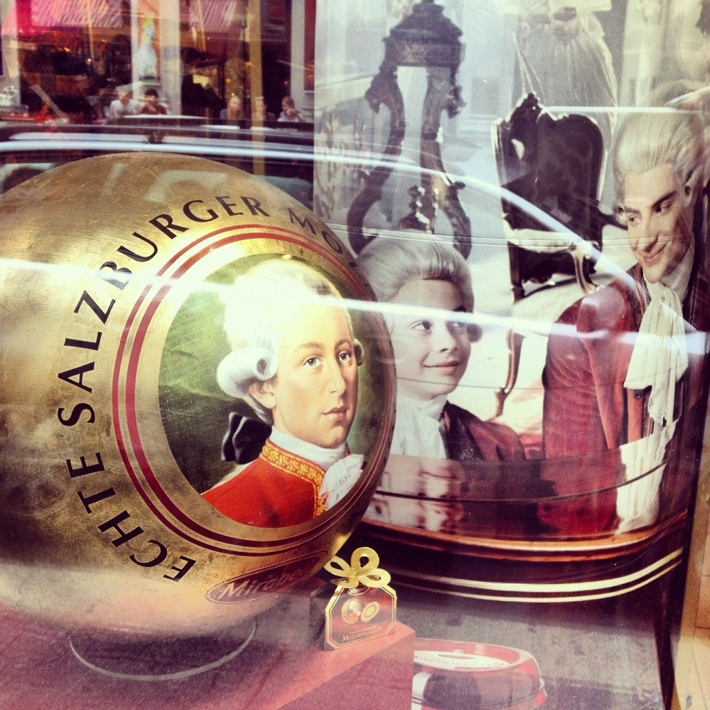 Mozart Balls Vienna