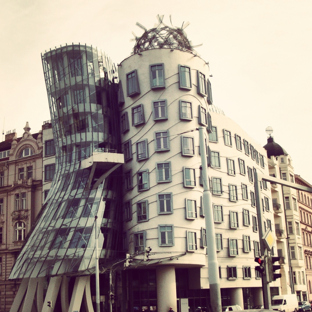 8 of Europe's strangest buildings
