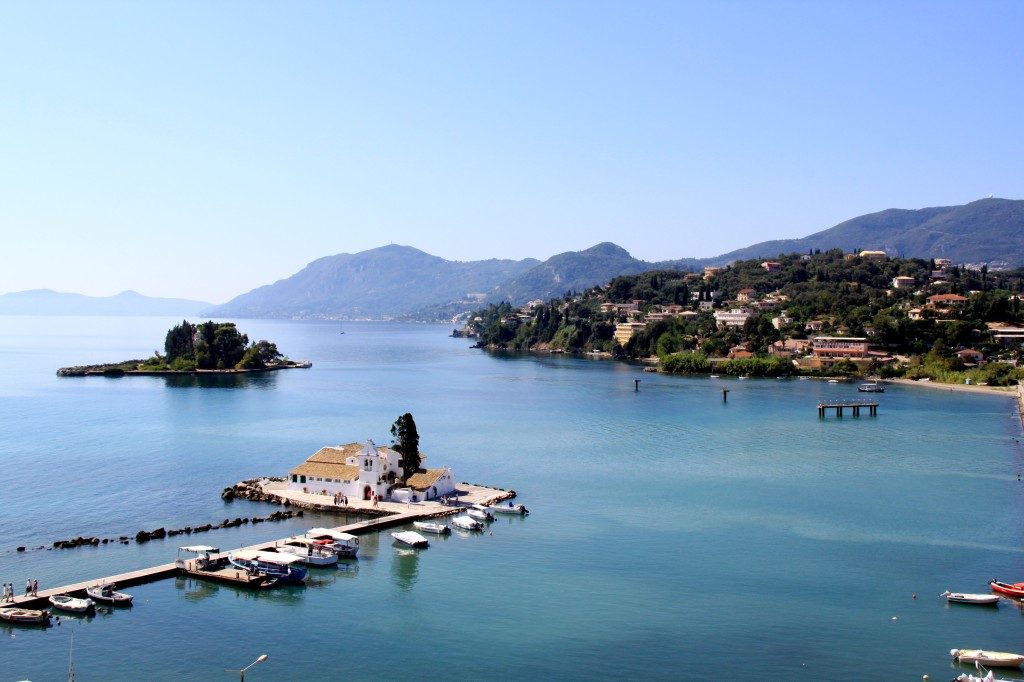 Corfu, one of the most charming places of Greece