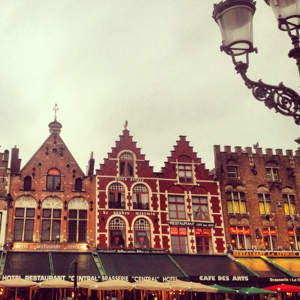 Delicious Bruges