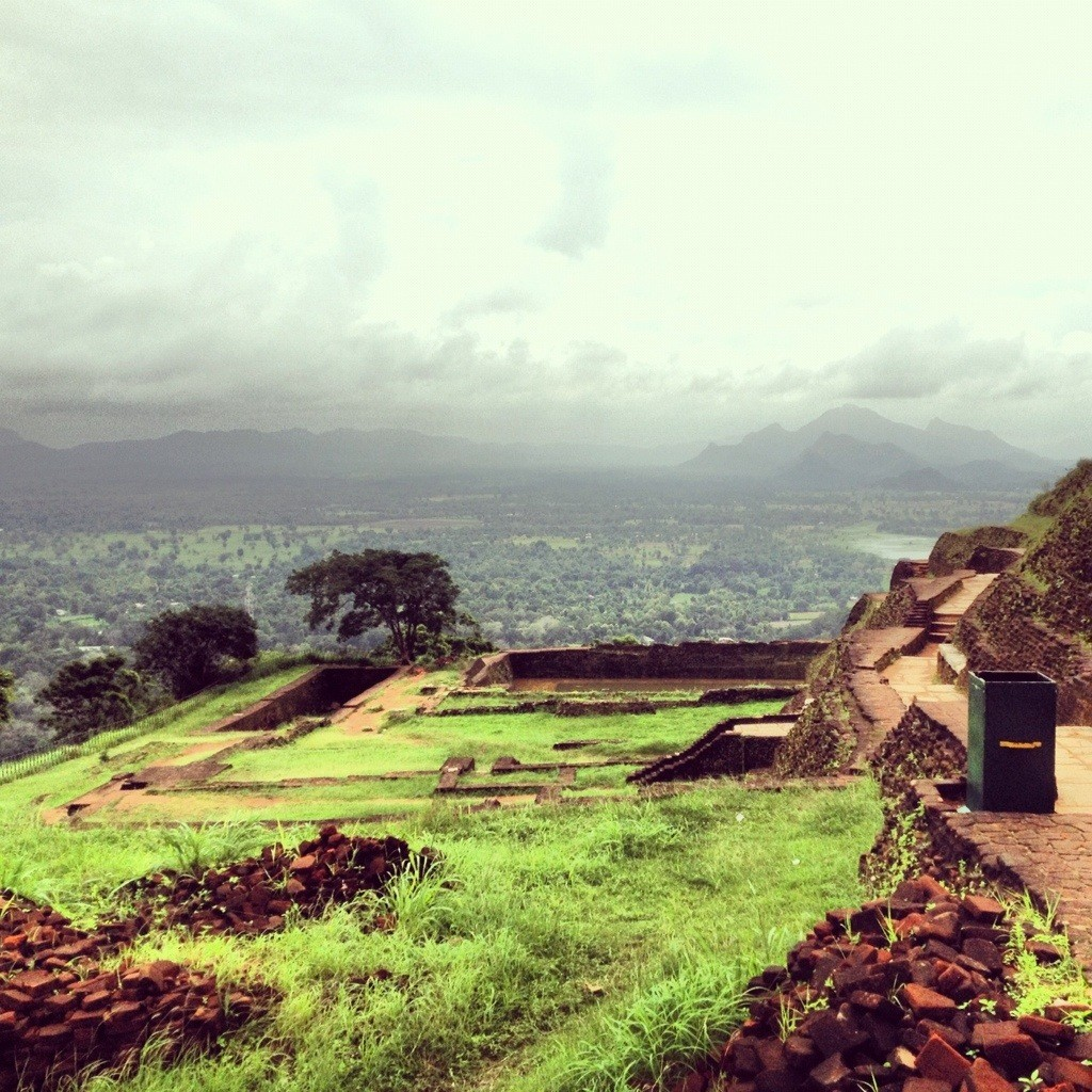 Sigiriya, archeological site