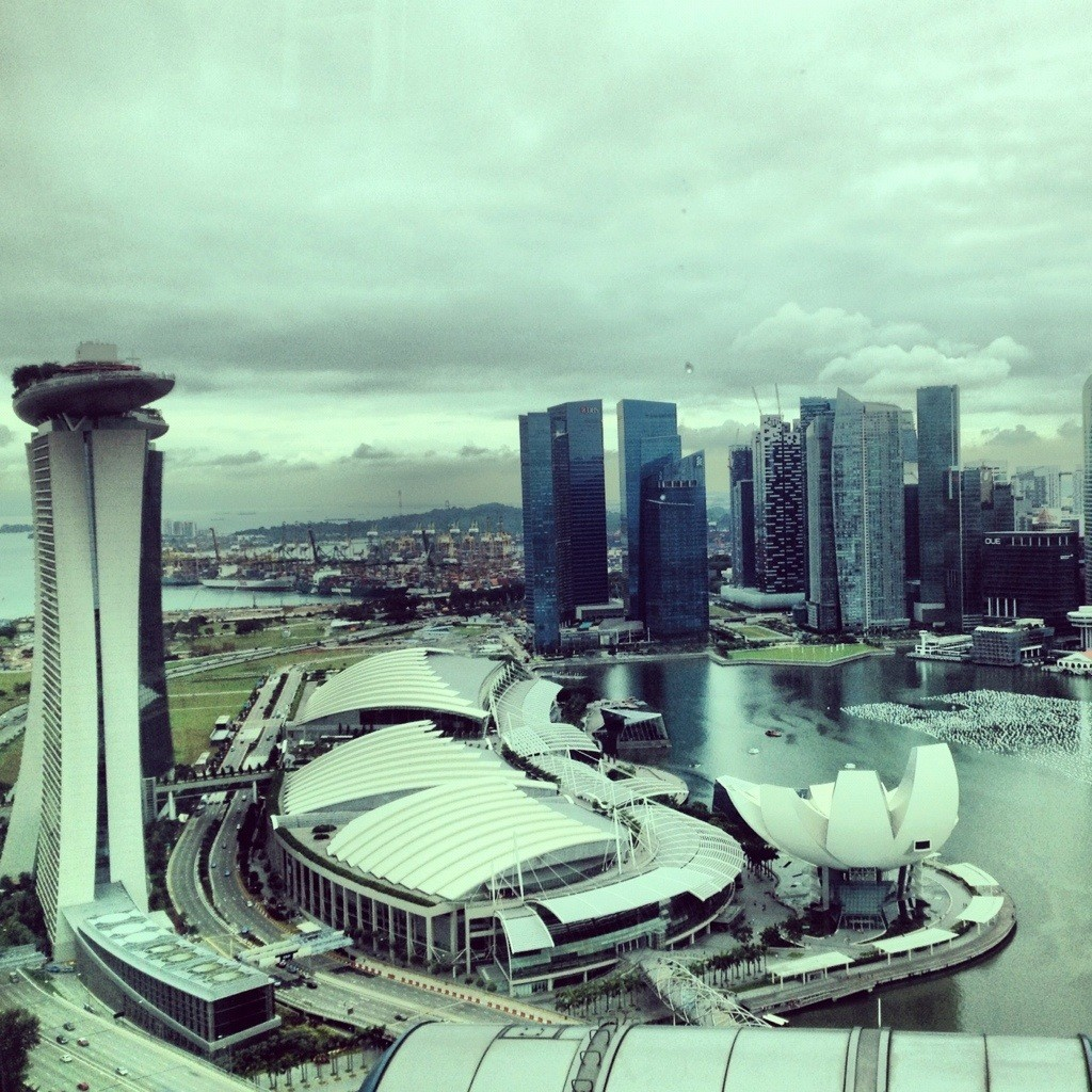Singapore, a great stopover of southiest Asia