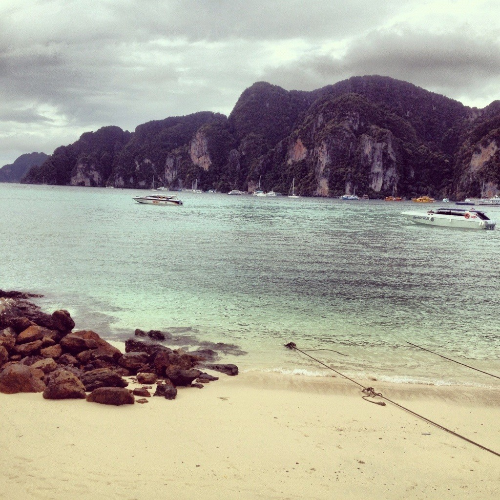 Paradise of bays and trails, from Ao Nang beach to Phi Phi Islands