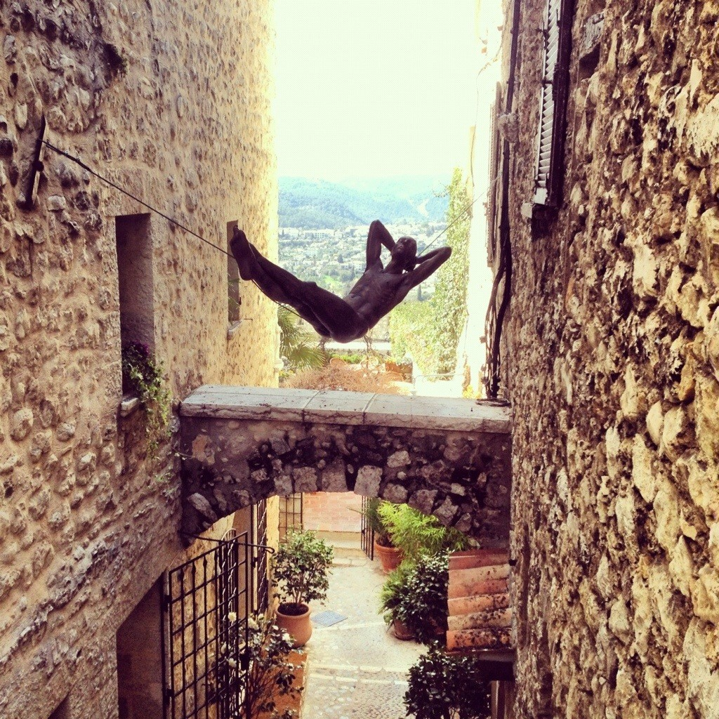 Saint Paul de Vence, enchanted corner of the French Riviera