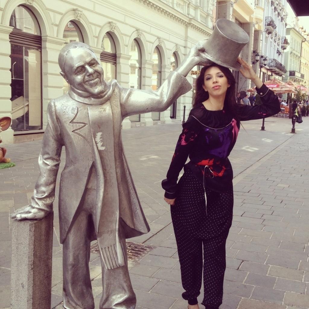 Bratislava, surprise around the corner