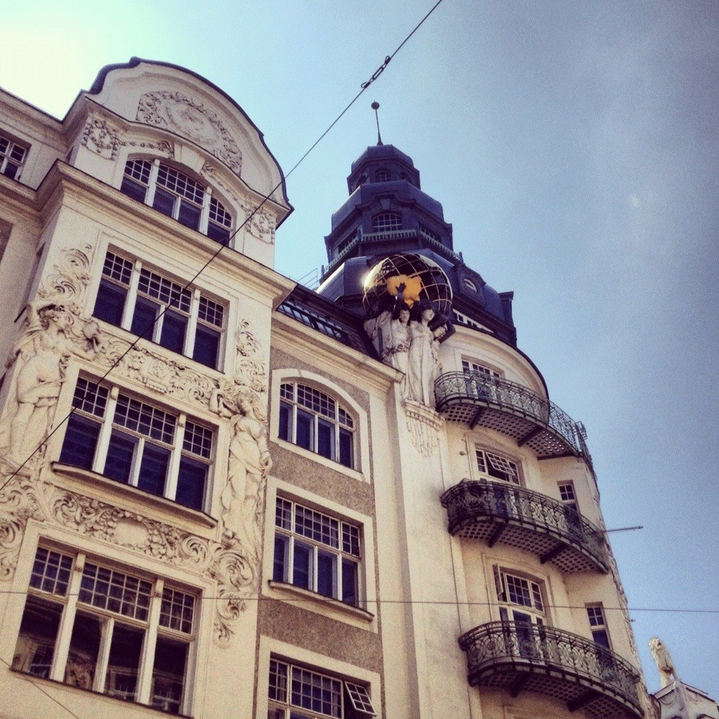 Vienna in the footsteps of Hundertwasser