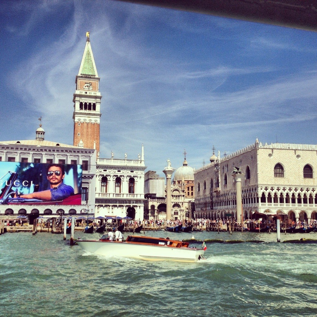 Venice, a floating dream