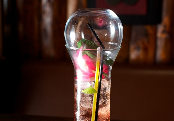 Molecular Cocktail Experience at Nothingham Forest
