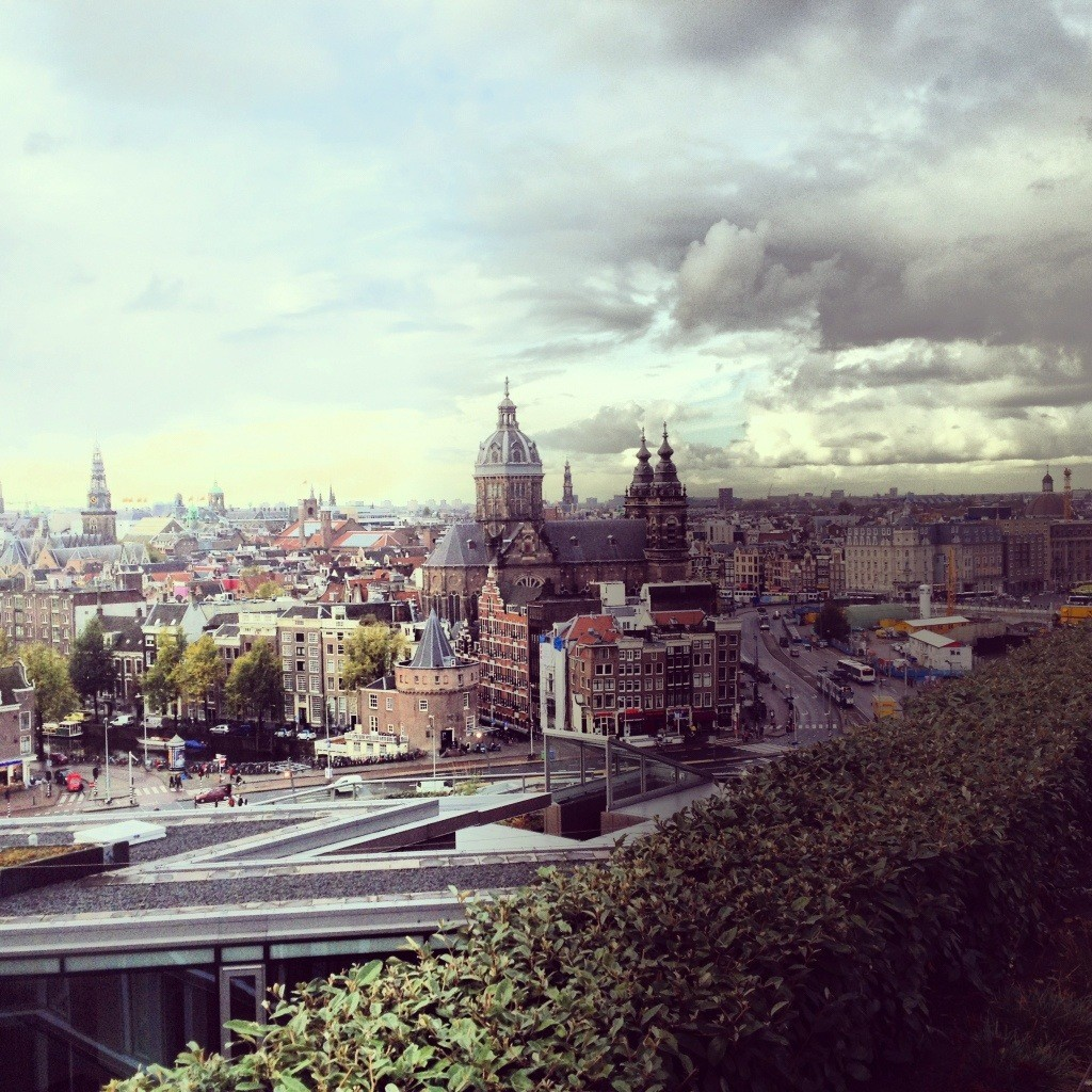 Amsterdam, the provocation of no rules