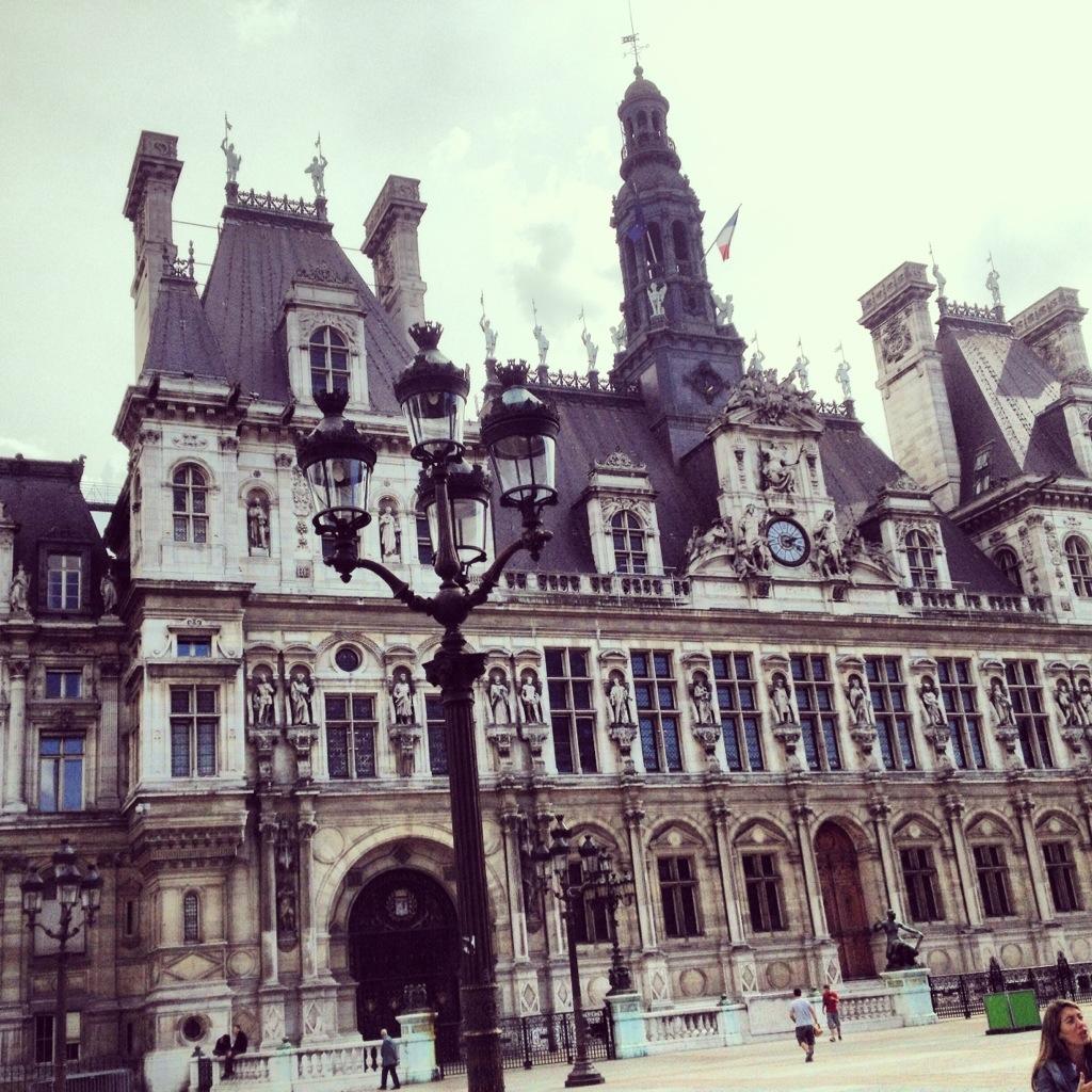 10 things of Paris i love