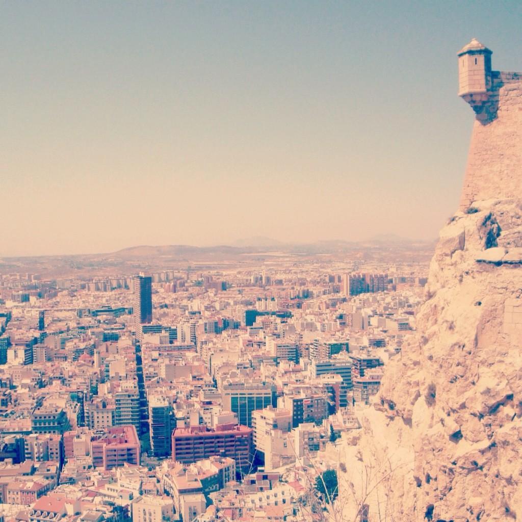 Alicante's Castle