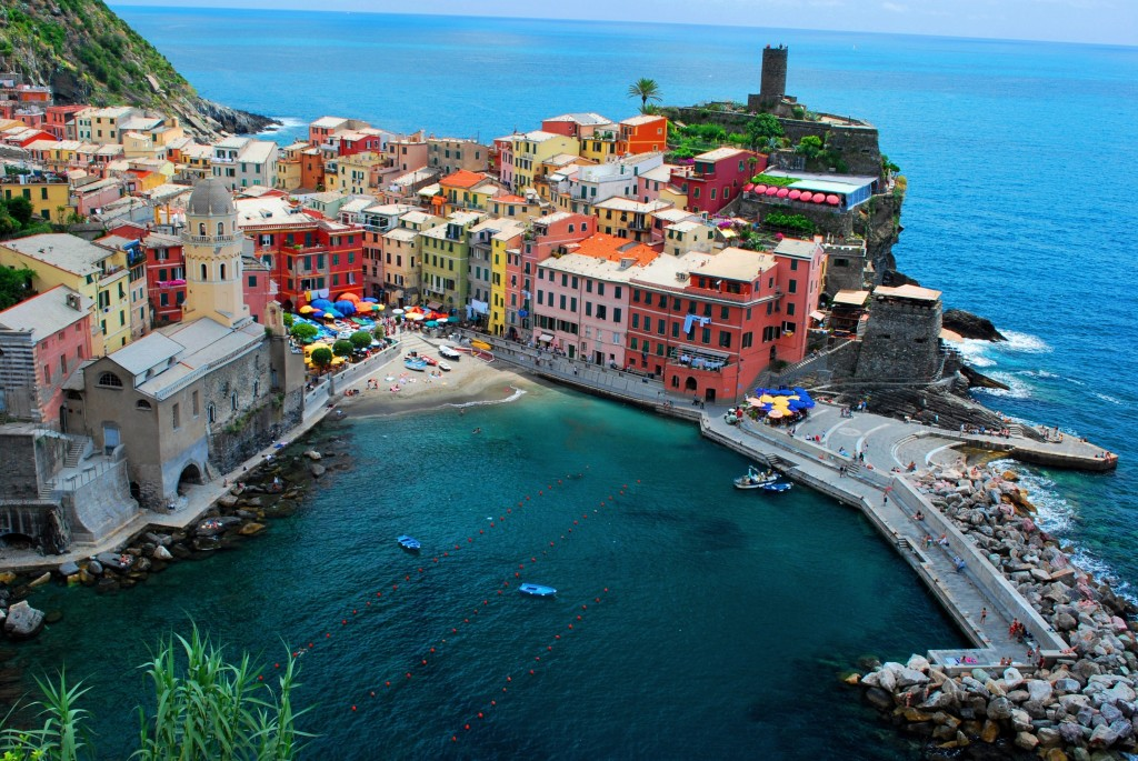 Visit Portofino and 5 Terre
