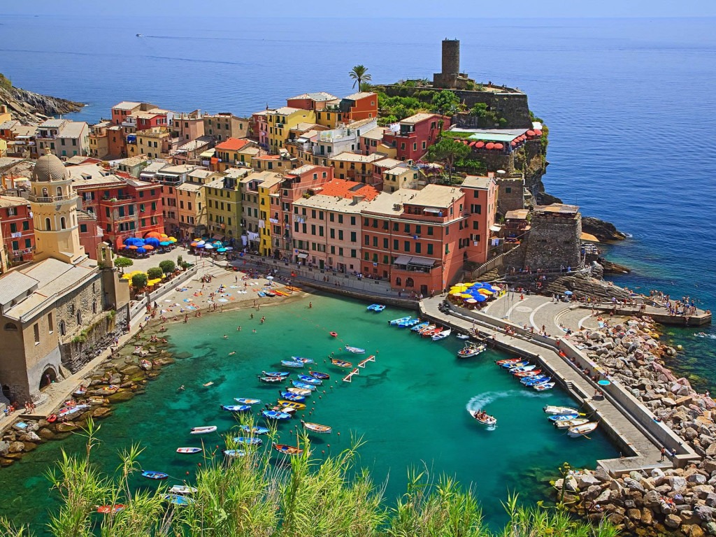 Visit Portofino and 5 Terre