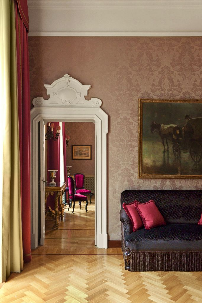 Verdi Rooms at the Grand Hotel et De Milan