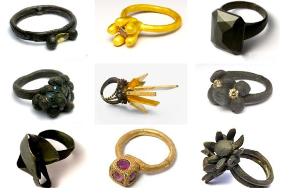 Unconventional jewelry, Karl Fritsch