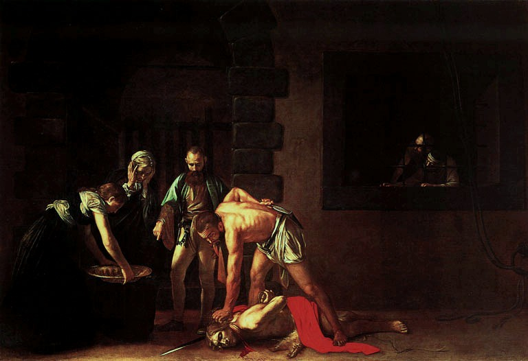 Remarkable idea st john the baptist caravaggio