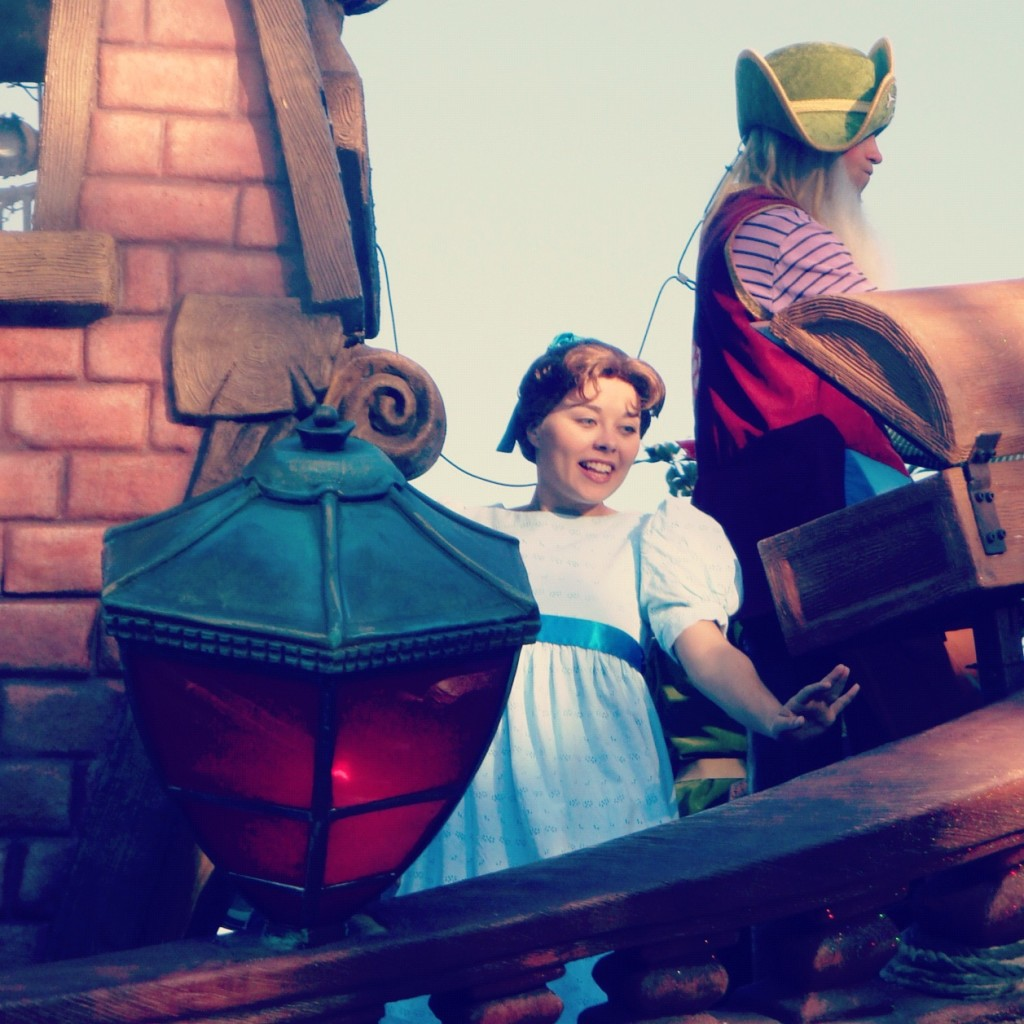 DisneyParis...joy returning children