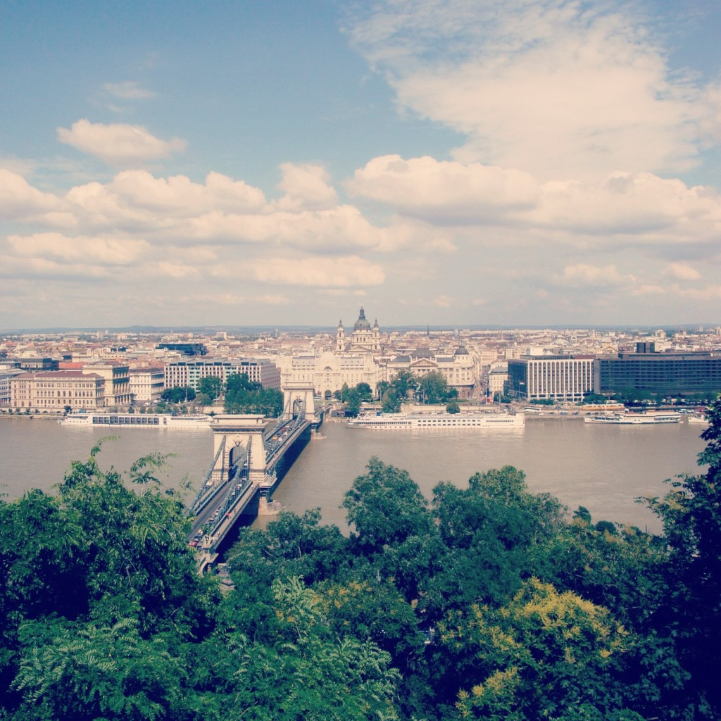 Budapest, brilliant Danube jewel