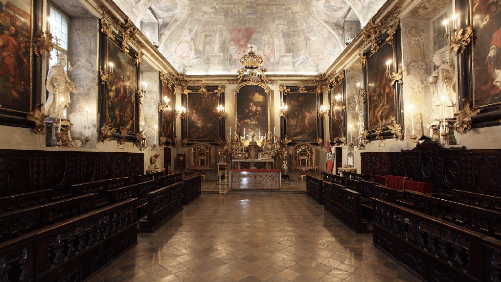 Chapel of the merchants, Turin