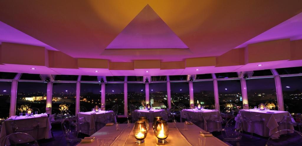 Top 5 suggestive design and high level cuisine restaurants
