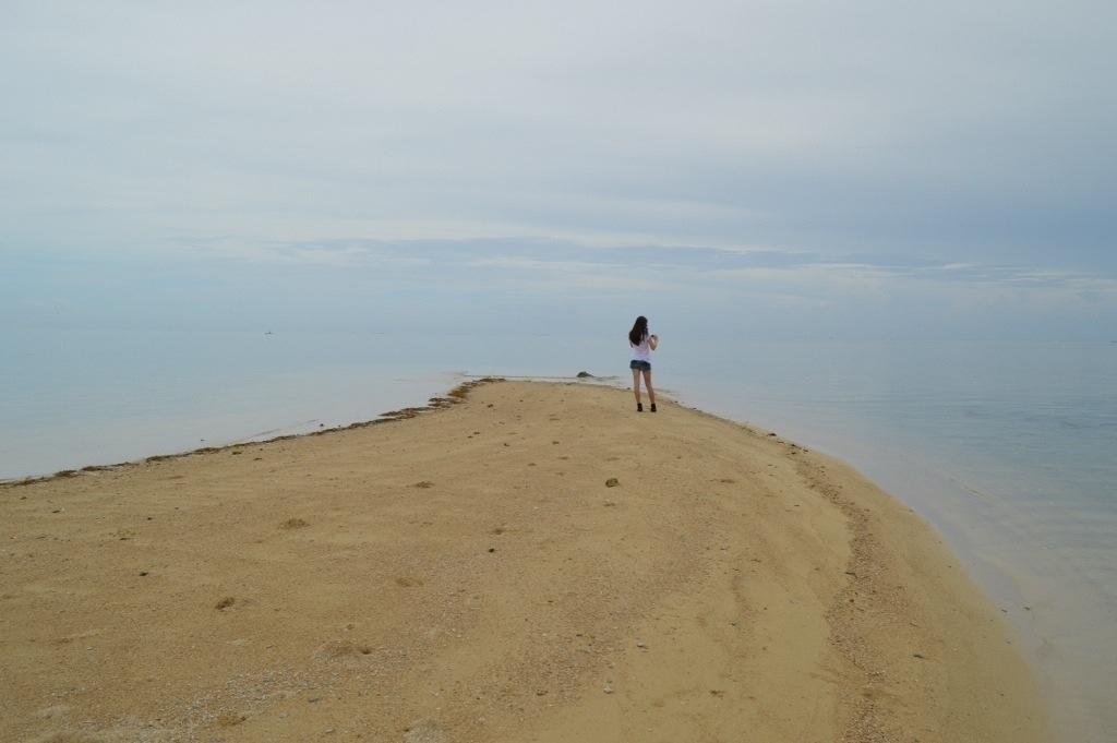 Luli and Cowrie Island