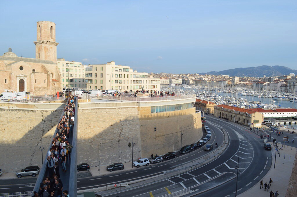 Marseille, the 2013 european culture capital