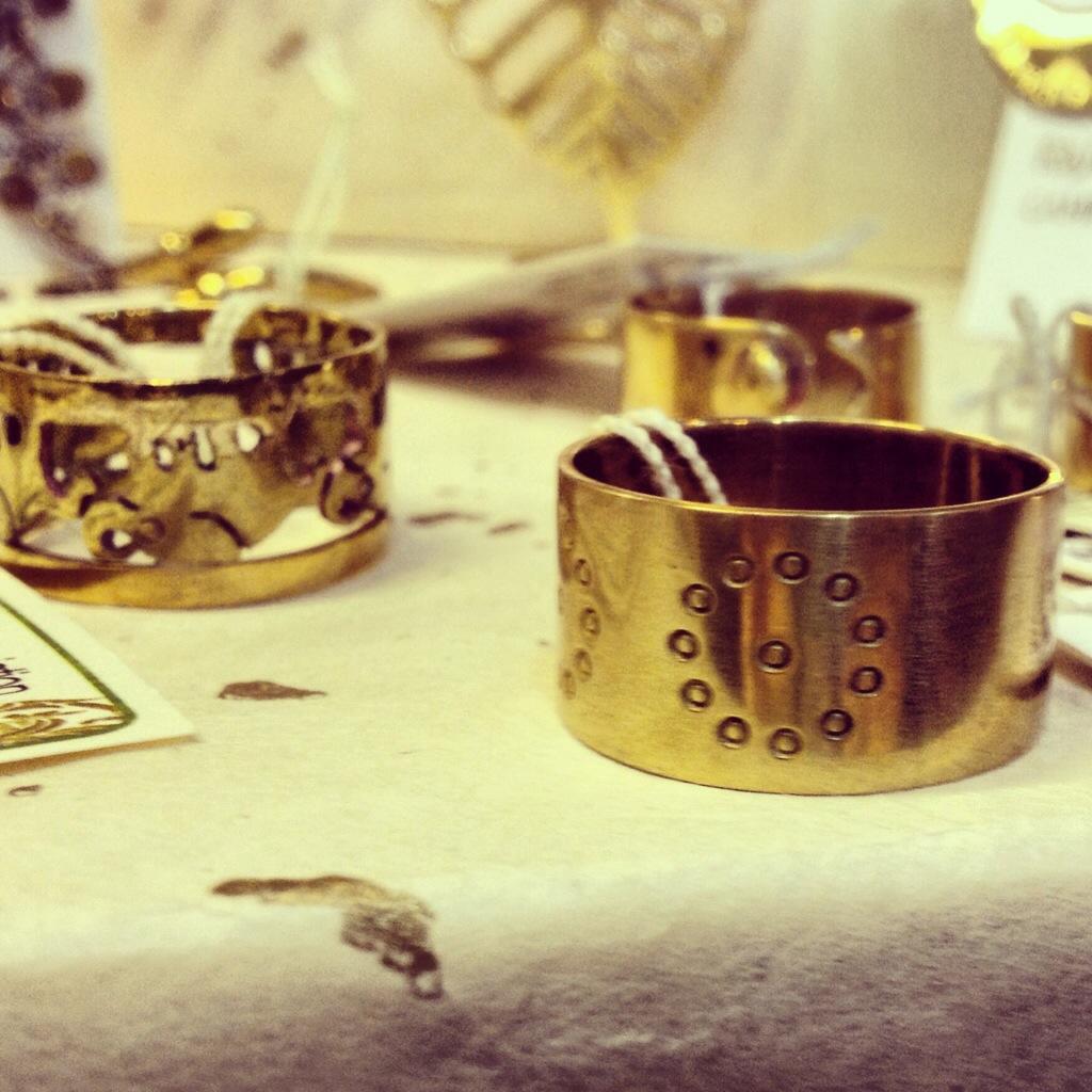 Bombshells into jewelry