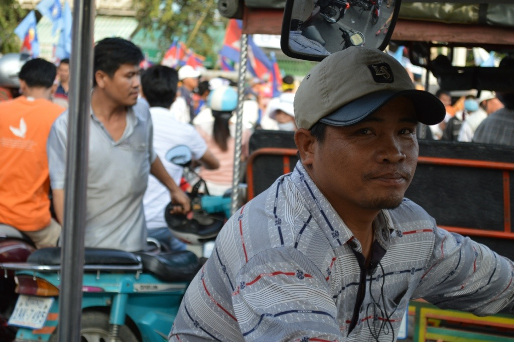 Photography on the road Cambogia