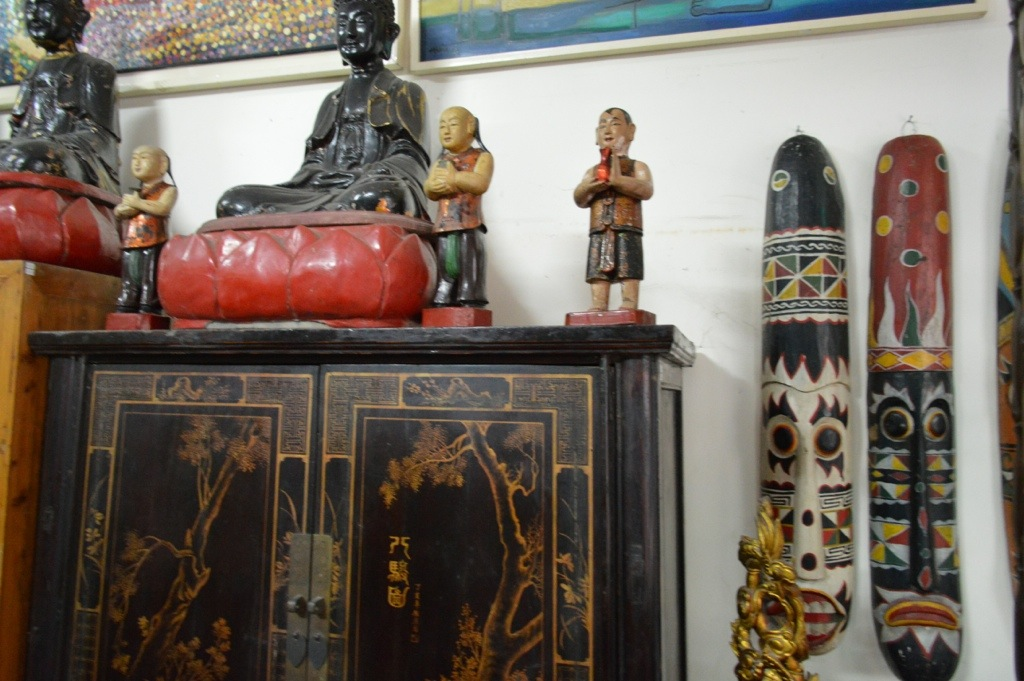 Antique, top addresses in Ho Chi Minh city and Hanoi