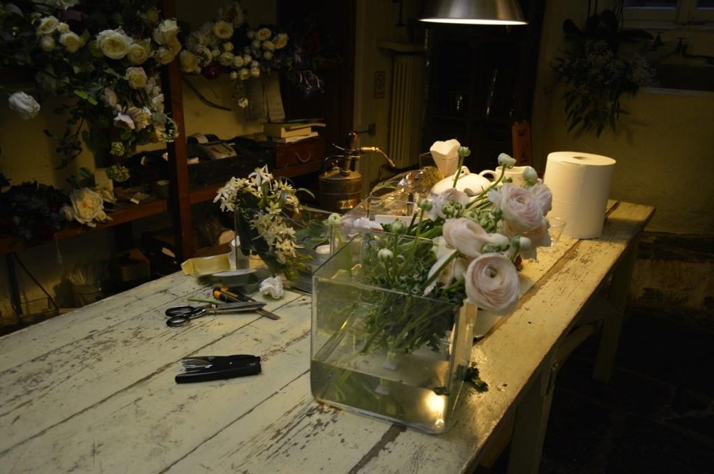 Floreal cocktails, Como