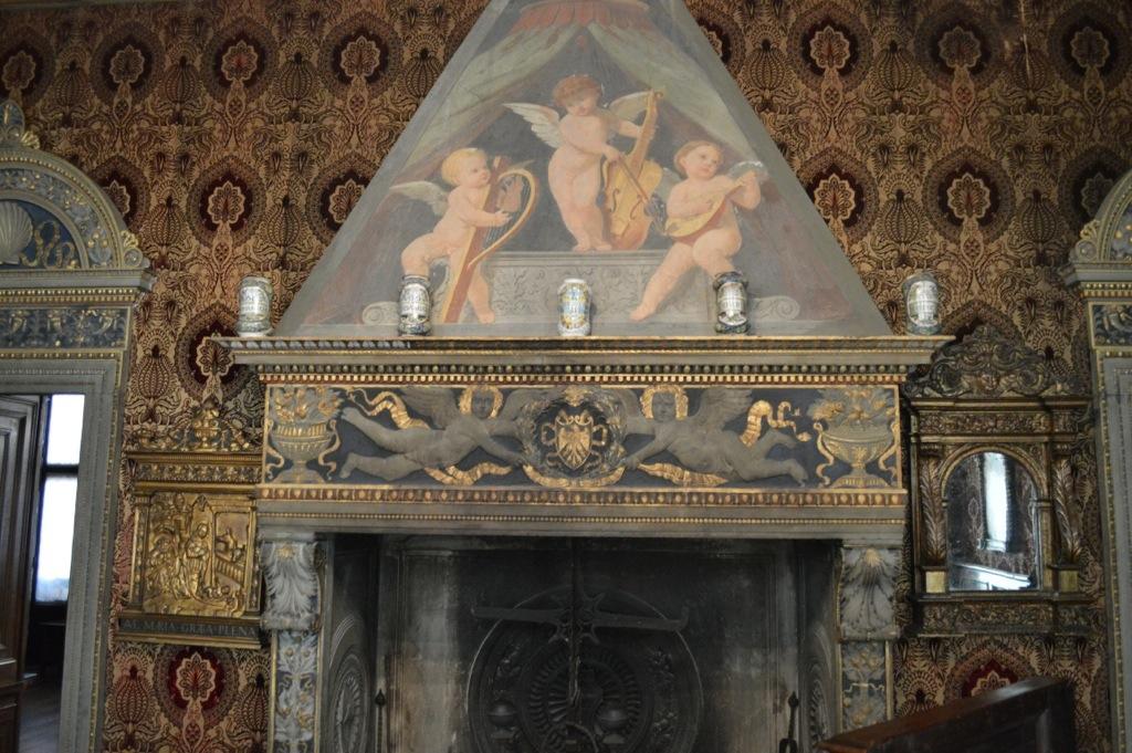 Valsecchi Bagatti Palace, the milanese nobility