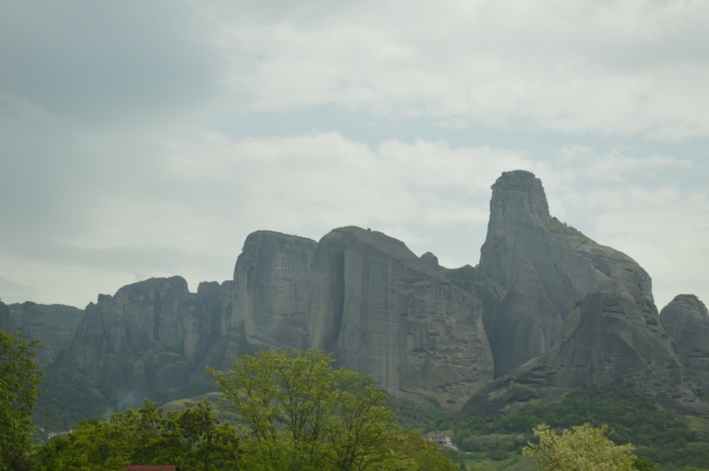 Magnificent monasteries of Meteora
