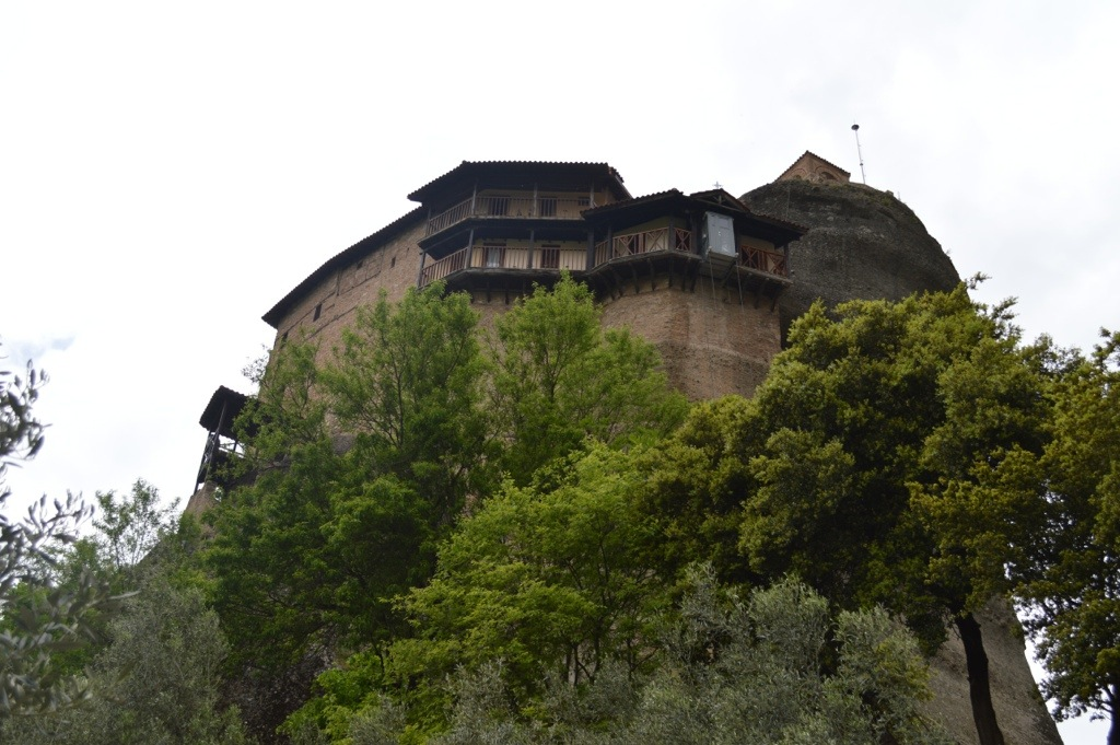 Magnificent monasteries of Meteora