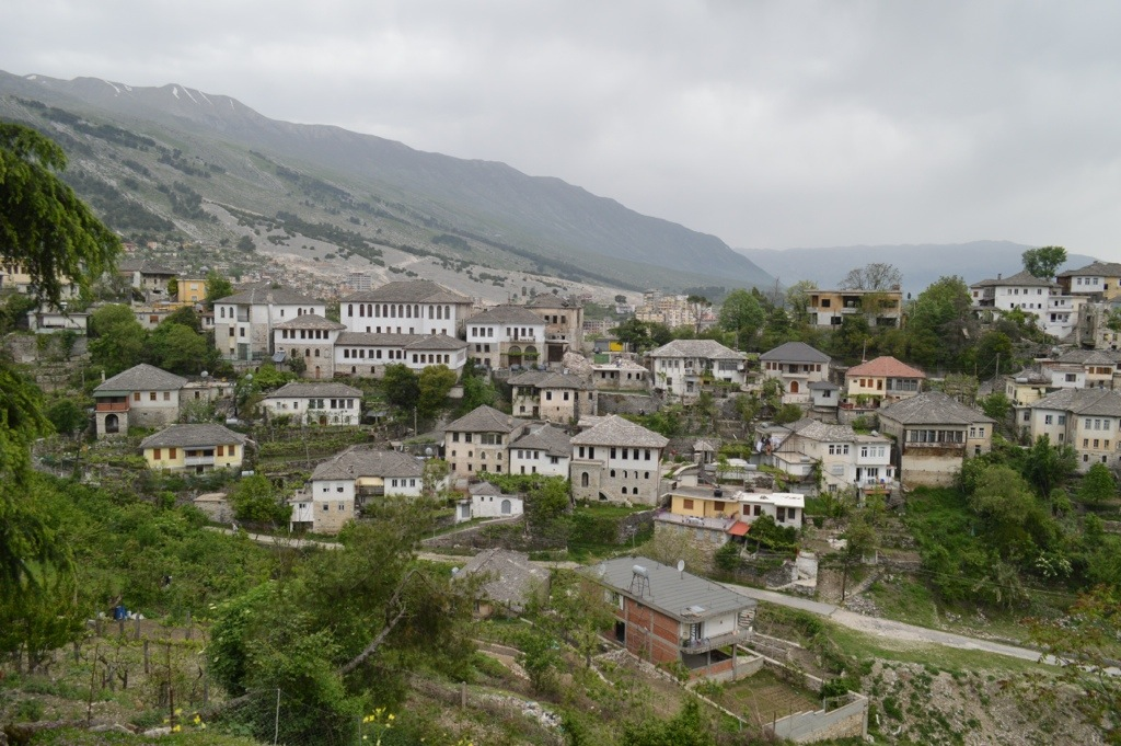 Gjirokaster, the stone city