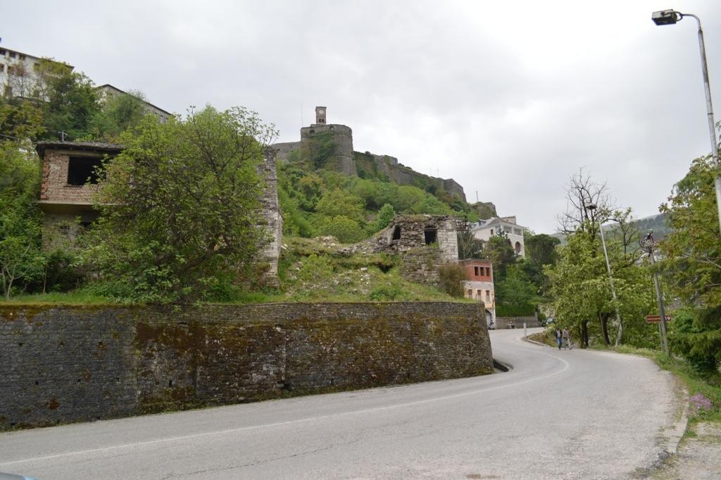 Gjirokaster, the stone city