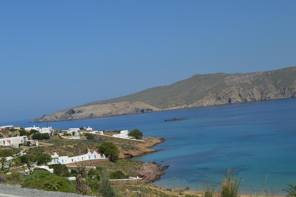 Exploring Mykonos by quad