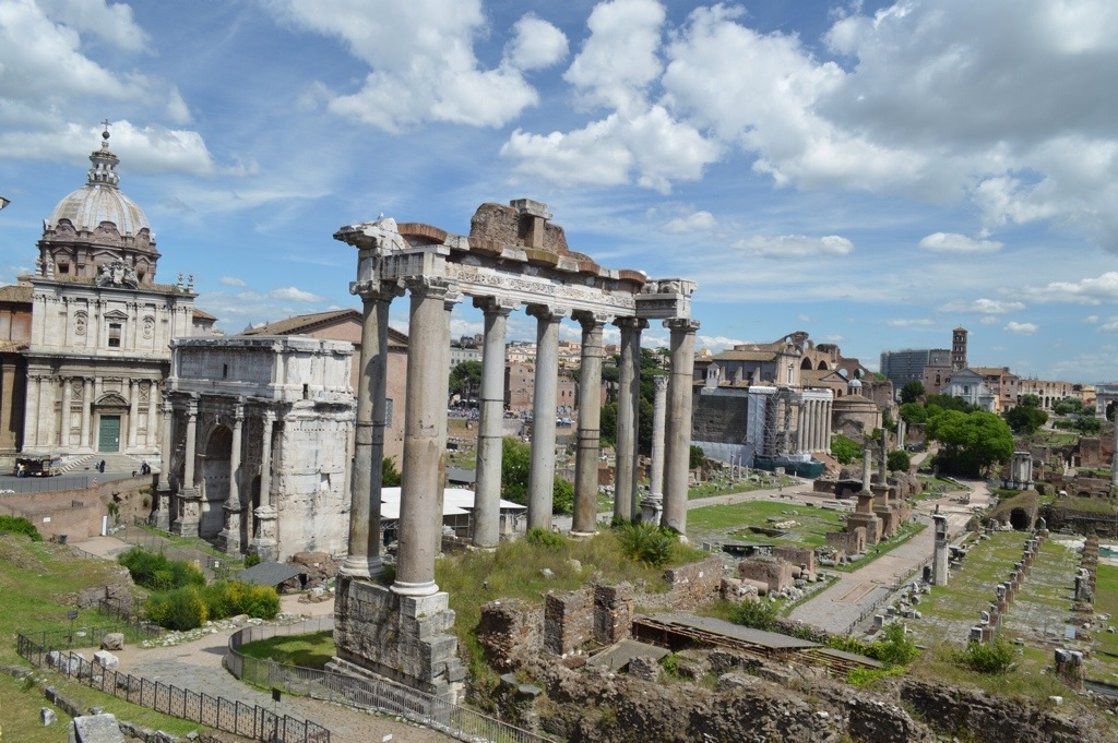 10 Things of Rome I Love