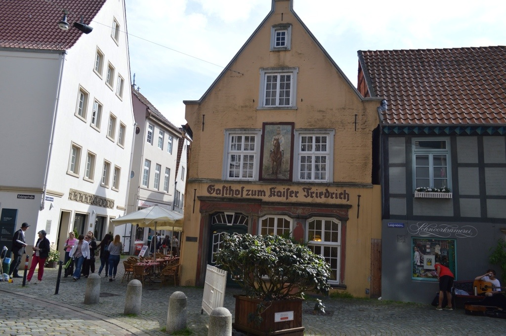 Amazing Schnoor District, Bremen