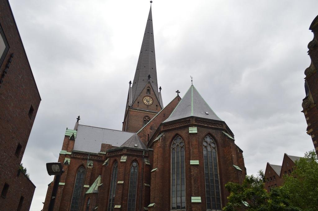 Hamburg, the Hanseatic city