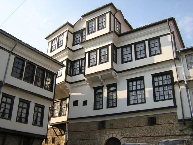 ohrid-architecture