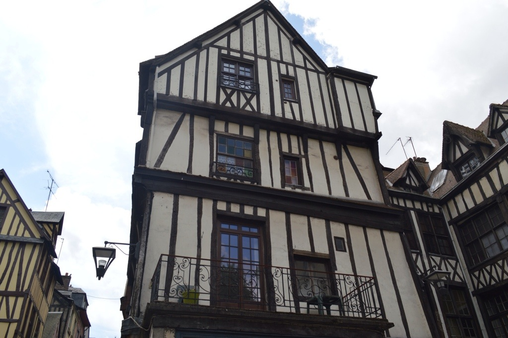 Rouen, the city museum of Haute Normadie