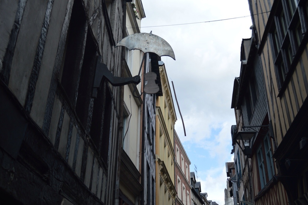 Rouen, the city museum of Haute Normadie