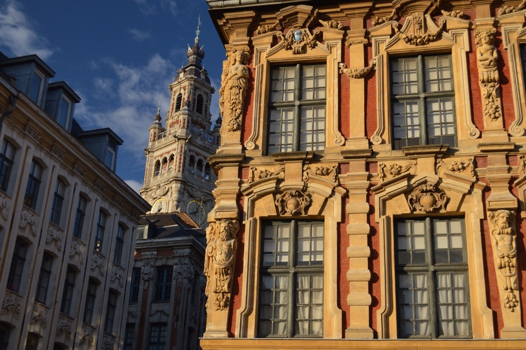Lille, rendez-vous in the Flemish France