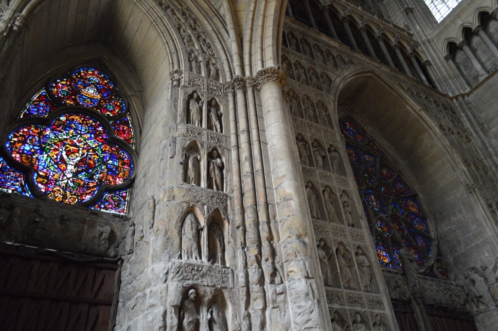 The Cathedral of  Notre-Dame, Reims