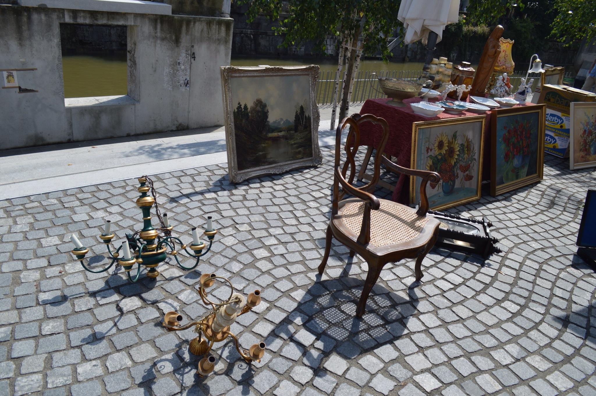 Antiquity and gastronomy, Ljubjana