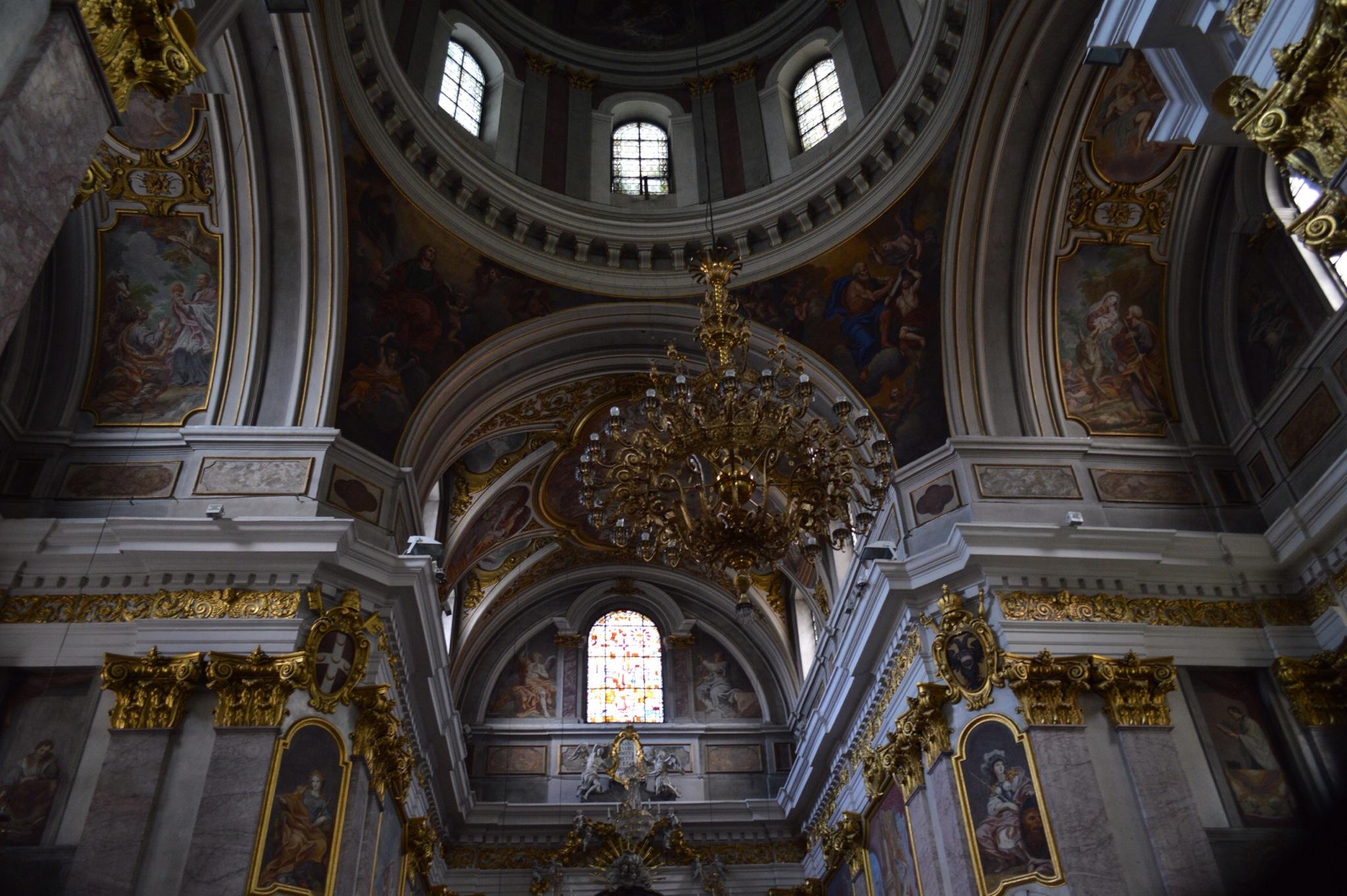 St. Nicholas Church, Ljubjana