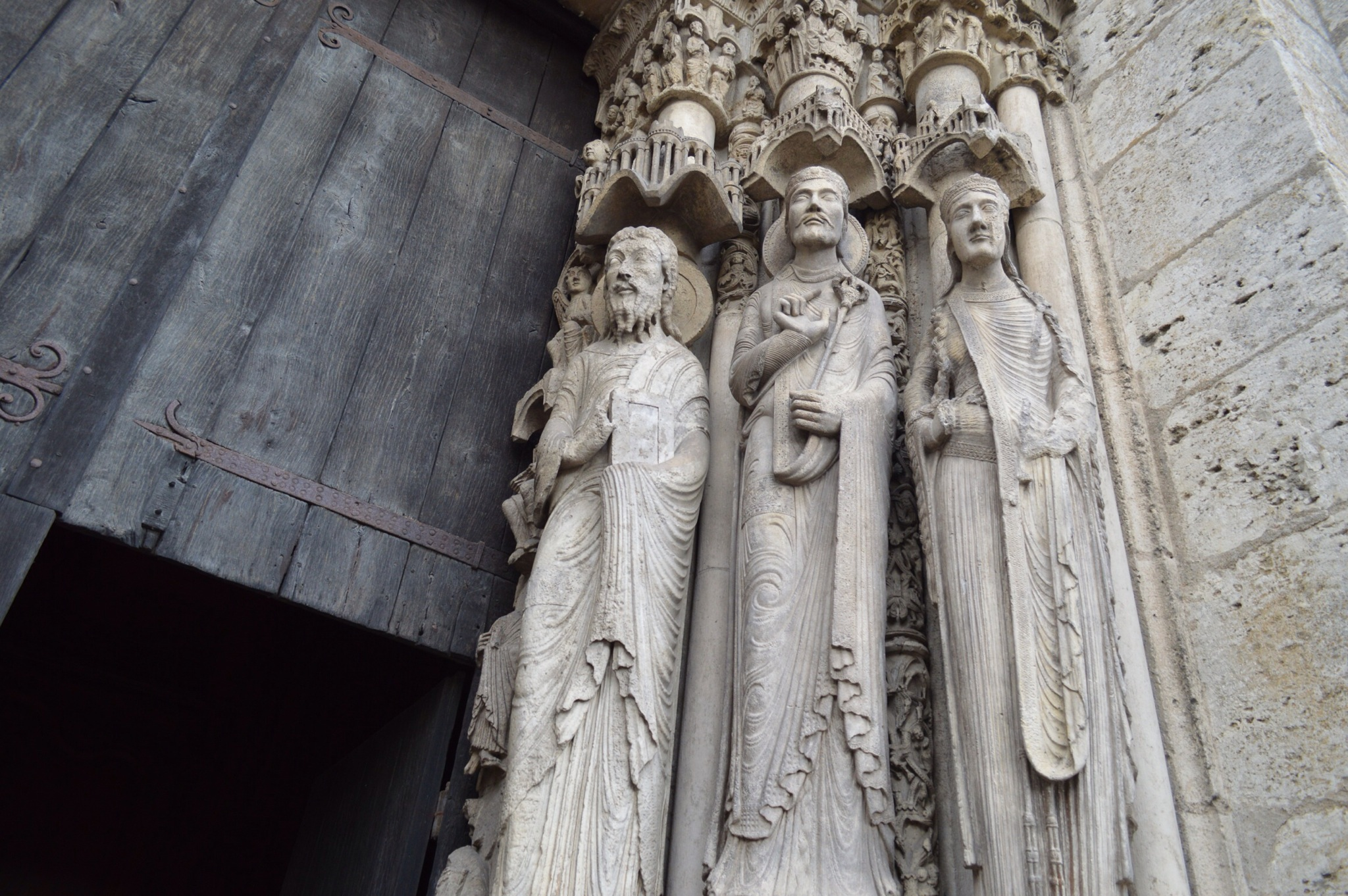 The mysterious Chartres Cathedral