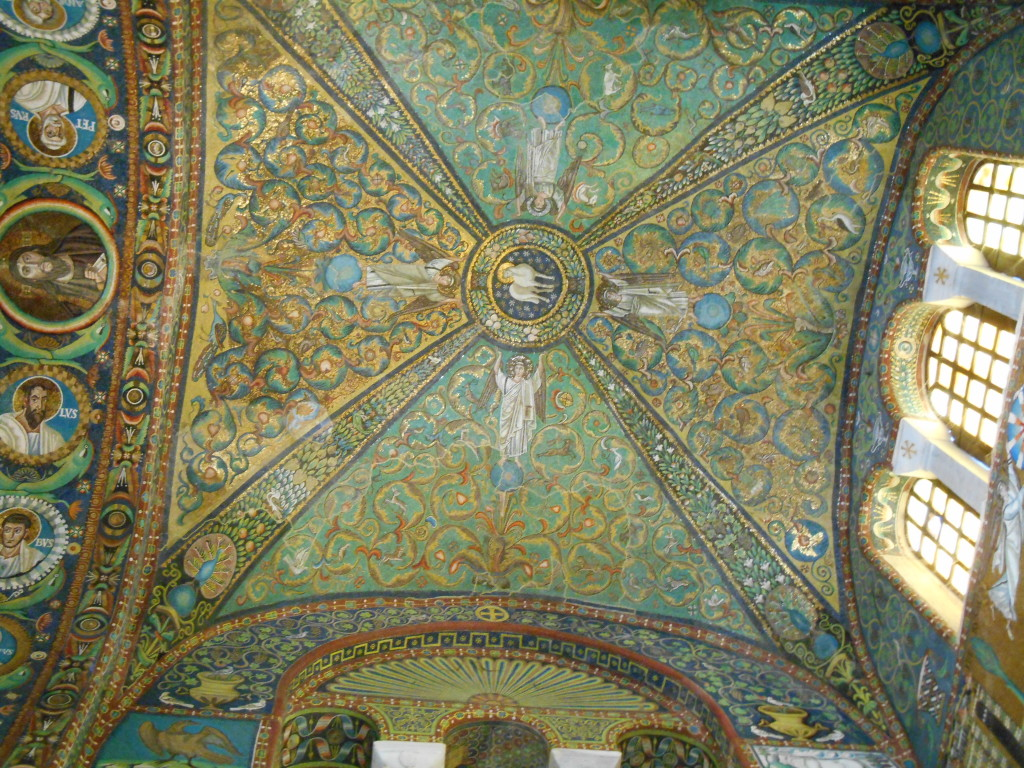 The magnificent mosaics of Ravenna